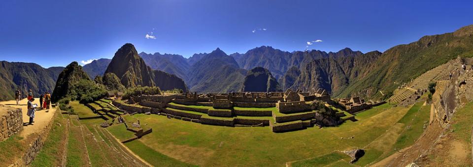 Machu Picchu, a Terra dos Incas